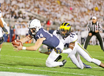 Penn State Football: Clifford Still Learning, This Time To Stay Cool